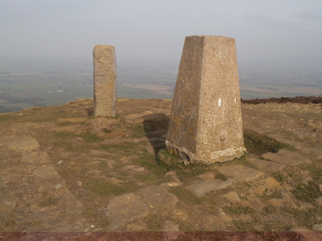 Trig Point and Boundary Marker