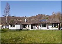 NH3214 : Dundreggan Lodge by Craig Wallace