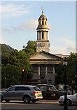 TQ2882 : St Marylebone Church from Regent's Park by Steve Daniels