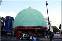 TQ2882 : The Planetarium on Marylebone Road by Steve Daniels