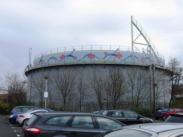 Gasometer, Blyth