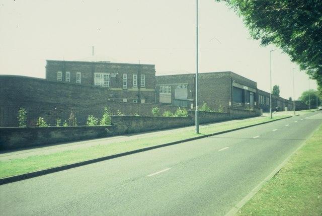 S 90 3 >> Former Quinton Bus Garage (1) © David Hillas :: Geograph ...