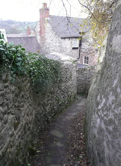 Footpath off Chapel Lane