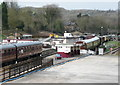SK2854 : Wirksworth Railway Statkion by Humphrey Bolton