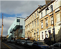 NS5865 : Renfrew Street by Thomas Nugent