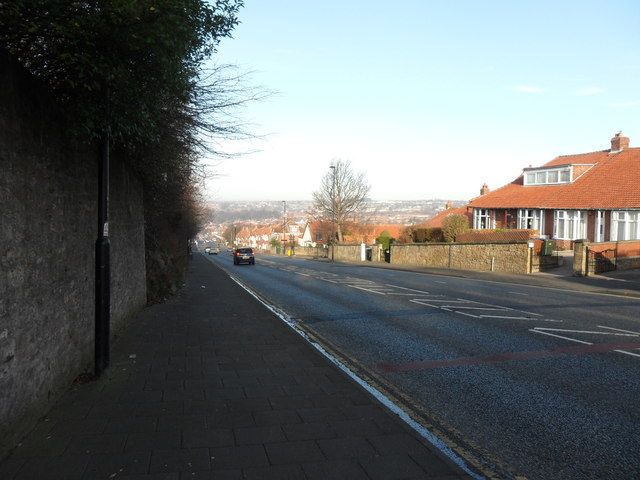 West Road (Benwell Hill)