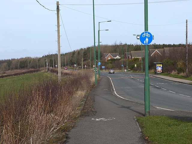 Syke Road, Hobson