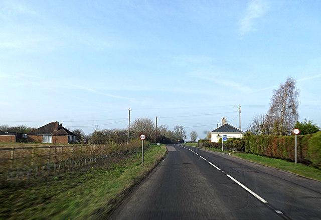 A1120 Bell's Lane, Forward Green