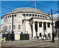 SJ8397 : Manchester Central Library Reopened by Gerald England