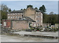 SK2956 : One of the Cromford Mills by Humphrey Bolton