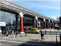 SJ3590 : Liverpool Lime Street railway station by Graham Hogg