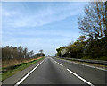 TL7666 : Westbound A14 Newmarket Road by Adrian Cable