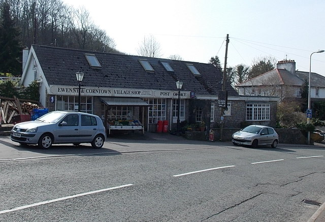 Ewenny and Corntown Village Shop and Post Office