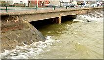 J3582 : The Three Mile Water, Whiteabbey (March 2014) by Albert Bridge