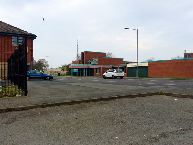 Health Centre, Legahory, Craigavon