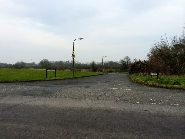 Entrance to Altmore, Craigavon