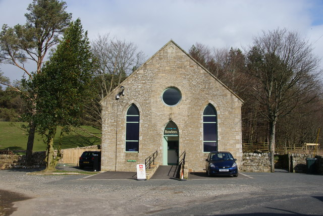 Bowlees Visitor Centre