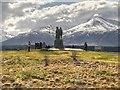 NN2082 : Commando Memorial, Ben Nevis and Aonach Mòr by David Dixon