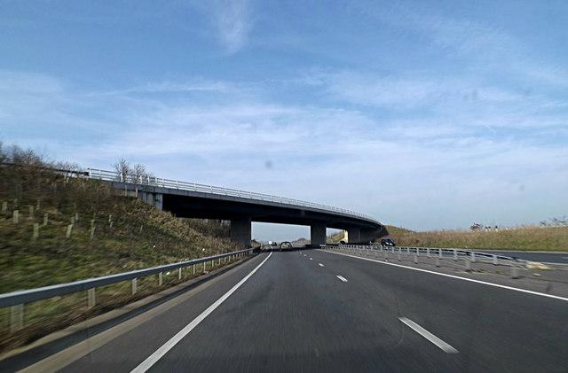 A428 St.Neots Road & St.Neots Road Bridge