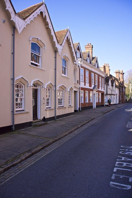 The Chantry, Church Street, Aylesbury