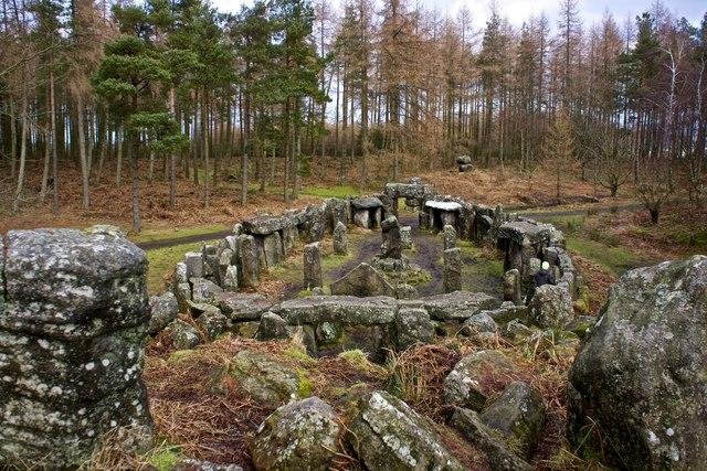 Ilton Druids Temple