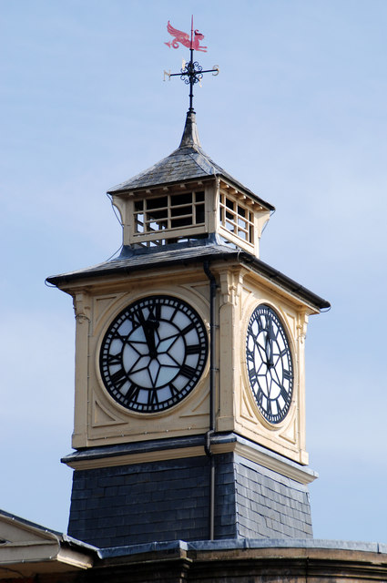 Town Hall clock tower, Montgomery