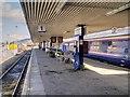 NN1074 : Fort William Railway Station by David Dixon