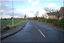 TM1551 : Road to the Community Centre, Henley by N Chadwick