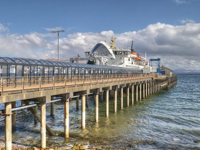 Craignure Pier