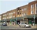 SJ9495 : Fire in a flat on Market Street by Gerald England