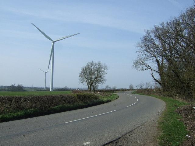 Gilmorton Road