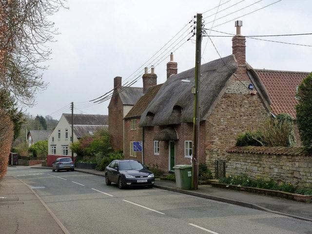 43 Main Street, Whissendine