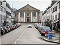 NN0908 : Main Street, Glenaray and Inveraray Parish Church by David Dixon