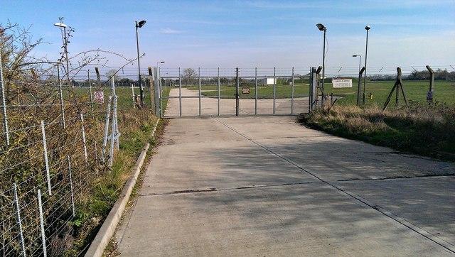 Gate, RAF Fairford