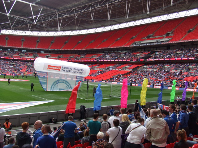 The Posh at Wembley - Pre match build-up