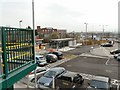 SJ9297 : New Car Park at Guide Bridge Station by Gerald England