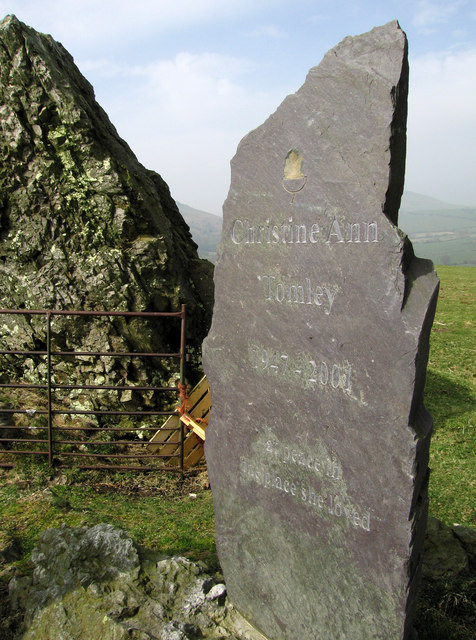 Memorial on Hill End