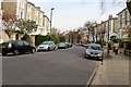 TQ2785 : Upper Park Road, Belsize Park by Kate Jewell