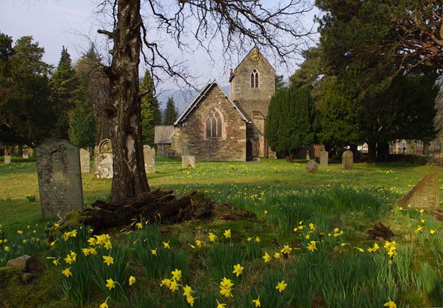 St Patrick's church, Patterdale