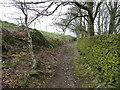 SE0420 : Birks lane, Ripponden FP58 by Humphrey Bolton