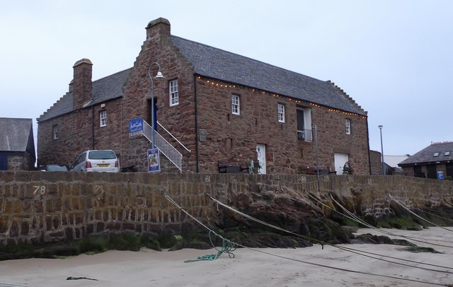 The Old Tollhouse, Stonehaven Old Pier
