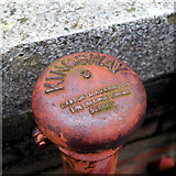 J3372 : Ventilation pipe, Belfast by Rossographer