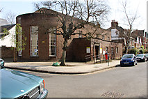 TQ2784 : Belsize Community Library by Kate Jewell