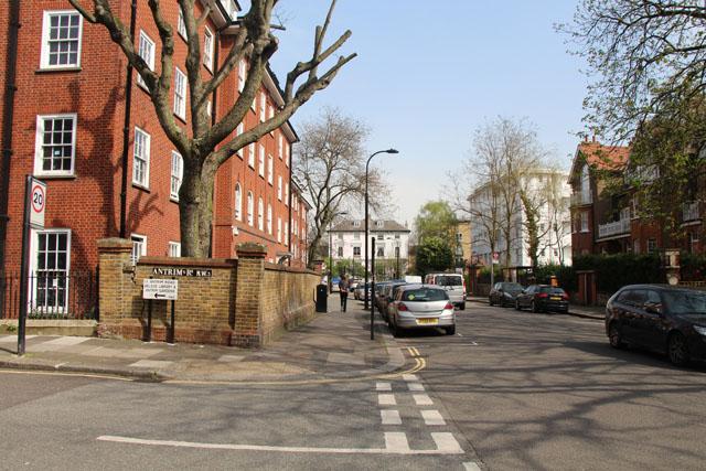 Former Nurses Home, England's Lane