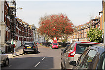 TQ2784 : Primrose Gardens, Belsize Park by Kate Jewell