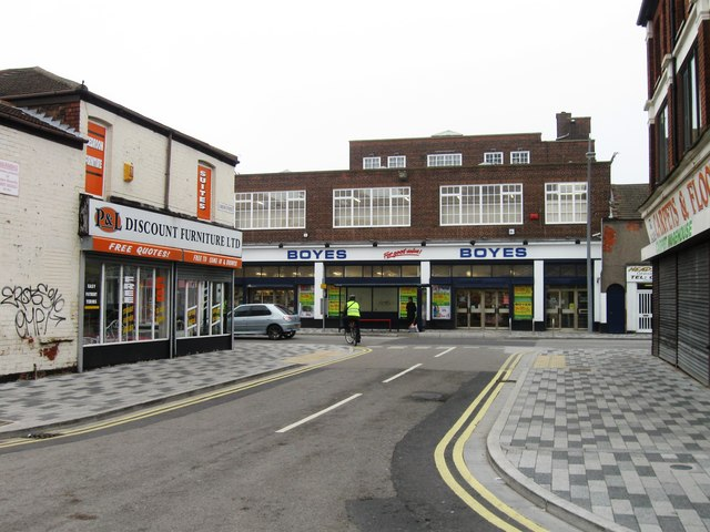 Freeman Street, Grimsby