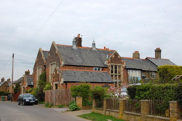 Former village school, North Ockendon