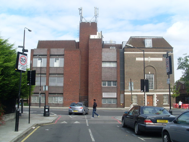 Stepney Green Telephone Exchange