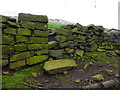 SE0420 : Stile on Ripponden FP63 by Humphrey Bolton