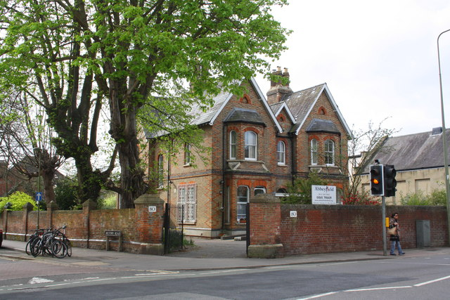 Abbeyfield Care Home, #80 St Clement's Street